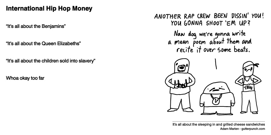 International Hip Hop Money