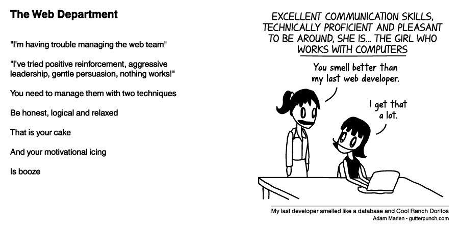 The Web Department