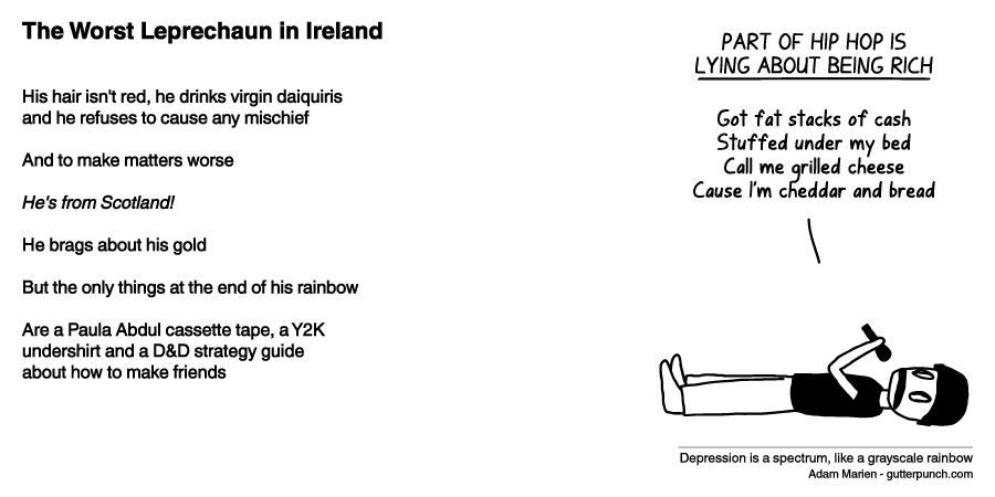 The Worst Leprechaun in Ireland