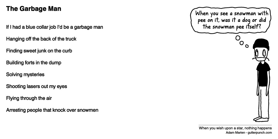 The Garbage Man