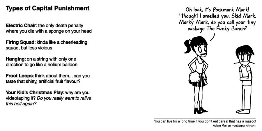 Types of Capital Punishment