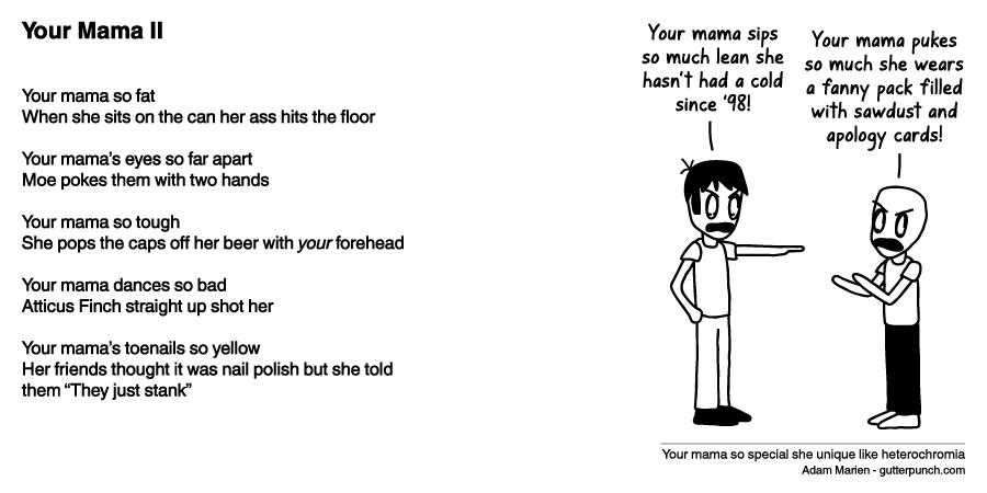 Your Mama II